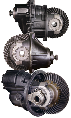Meritor Truck Differentials and Carriers